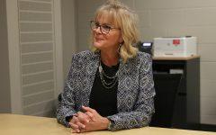 Meet the school's new principal, Dr. Gail Holder