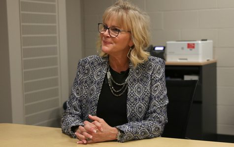 """In an interview Thursday, Feb 20, future Mill Valley principal Gail Holder discusses her ambitions for the school. """"I'm going to do everything I can to be the very best version of the building principal,"""" Holder said."""