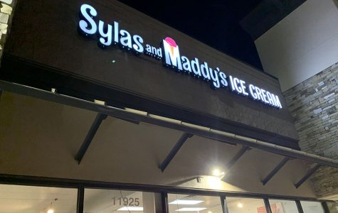 Sylas and Maddy's makes the best ice cream