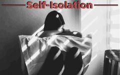 Self-isolation hurts high schoolers' mental health