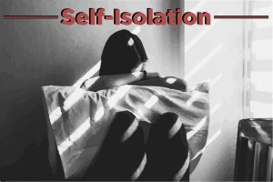 Self-isolation hurts high schoolers' mental health