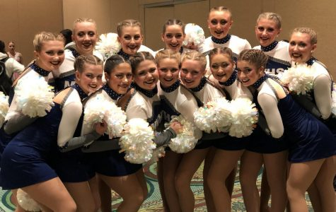 Silver Stars set program records at the NDA Dance National Championship