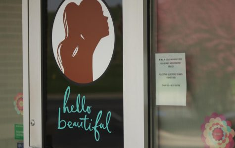 Prior to the Kansas stay-at-home order, local business owner Anh Nguyen closed her beauty salon Hello Beautiful to prevent the possible spread of COVID-19 among her clients and employees.