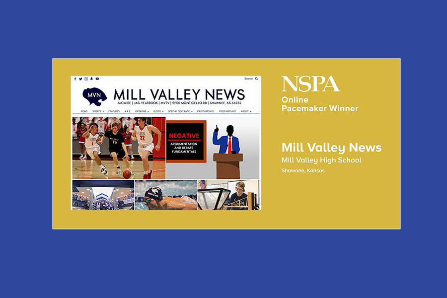 Mill+Valley+News%2C+JagWire+newspaper+earn+national+awards