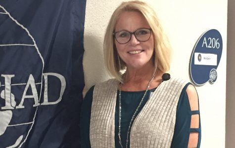 Gail Holder, New Principal