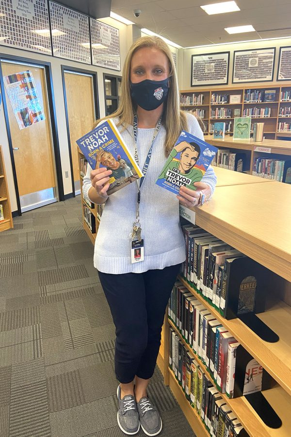Librarian, Ashley Bennett shares more about Project Lit Book Club and encourages students to join.