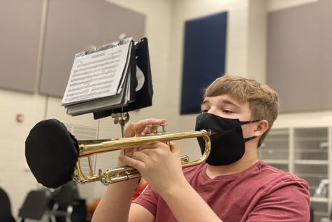 Band classes adjust to new COVID-19 restrictions