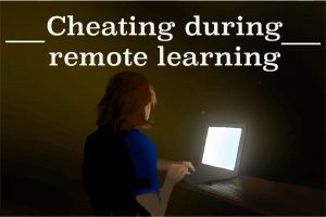 Teachers find ways to prevent cheating during online learning
