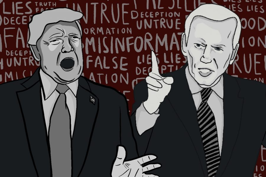 JagWire reporter Gabby Delpleash argues that presidential debates have become a vector for misinformation and fail to meaningly inform voters.