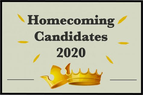 Meet the 2020 Homecoming candidates
