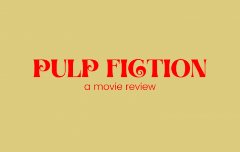 JagWire editors-in-chief Tanner Smith and Hannah Chern review the 1994 film 'Pulp Fiction.'