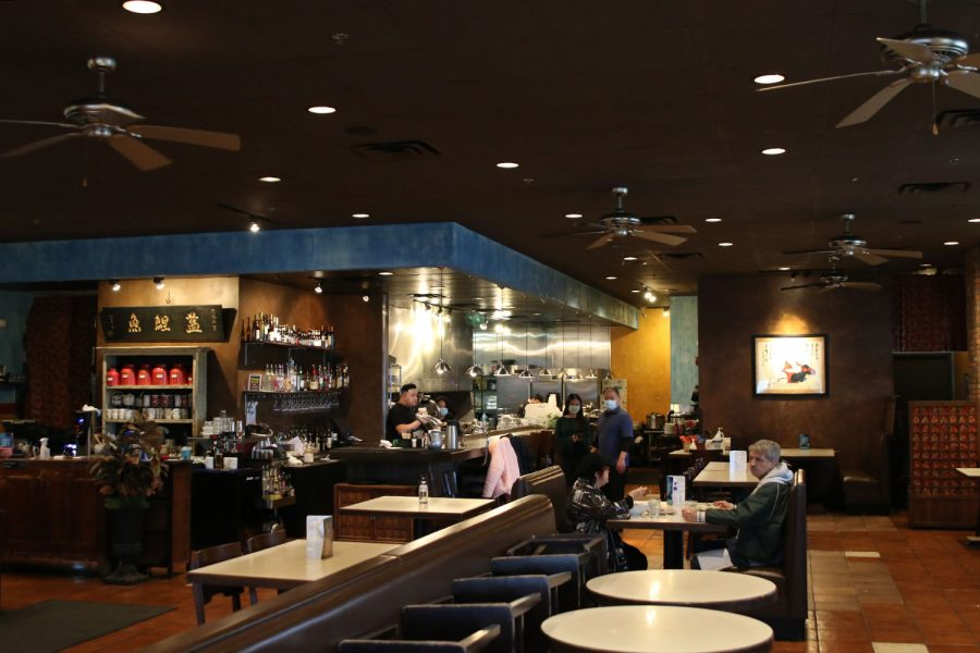 Blue Koi is a very nice establishment with many food options on their menu to keep you coming back.