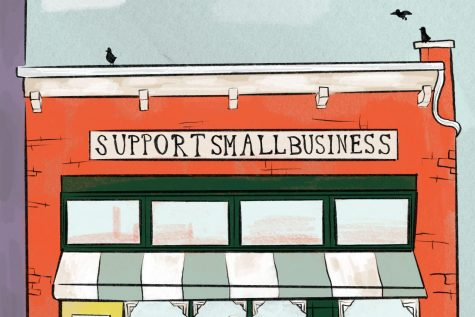 As a result of the COVID-19 pandemic, many local small businesses have had to adapt to an ever-changing landscape of restrictions and closures that has wreaked havoc on business operations, so the JagWire staff believes community support is crucial.