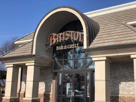 Bristol Seafood Grill is located on 5400 W 119th St., Leawood, KS 66209.