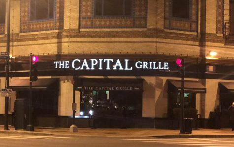 Day 3: Dinner at The Capital Grille