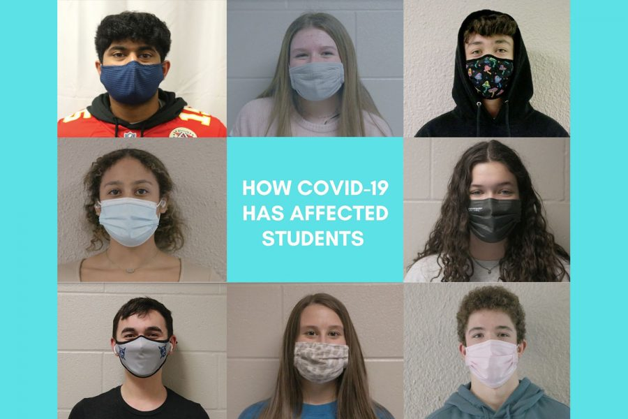 Students share how COVID-19 has impacted their identity