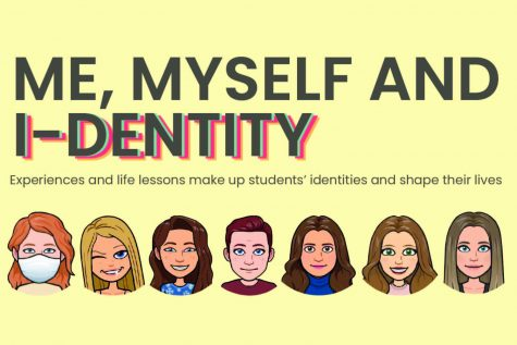 Students share how they view their identity