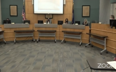 The school board met Monday, March 1 to discuss the Coming Back Together plan and other logistical agenda items.