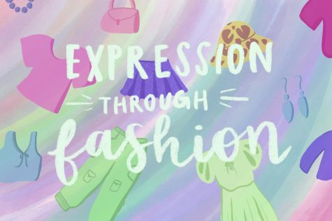 Students at Mill Valley talk about how they express themselves through fashion.