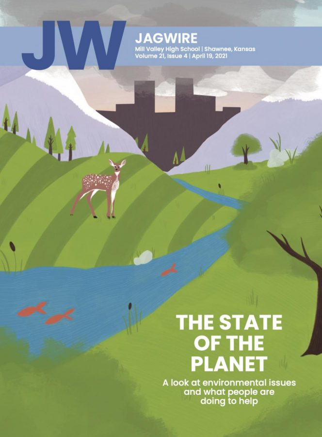 JagWire Newspaper: Volume 21, Issue 4