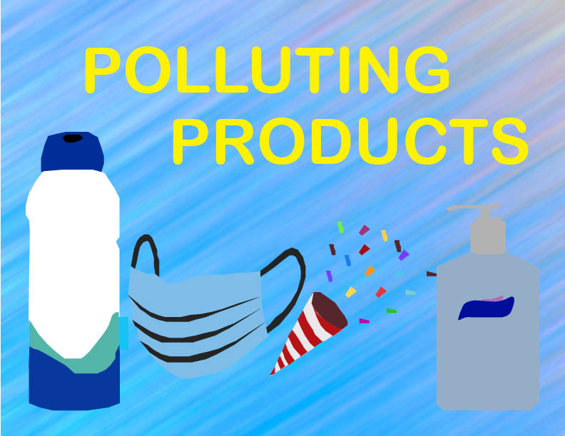 Major polluter products to avoid