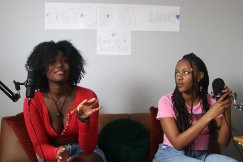 Two students start a podcast called 'Uncut and Unfiltered'