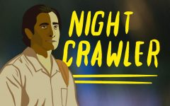 The movie Nightcrawler, featuring Jake Gyllenhaal, was reviewed by Mill Valley News staffers Hannah Chern and Tanner Smith.