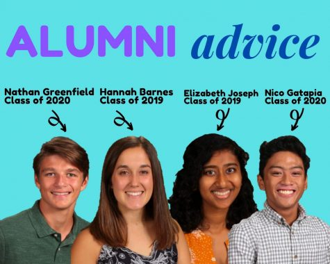 Mill Valley alumni give advice to prospective college students