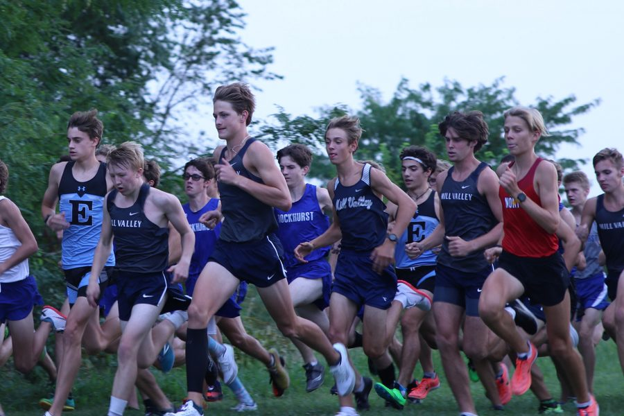 Gallery: Boys and girls cross country teams place third in the Greg Wilson Classic
