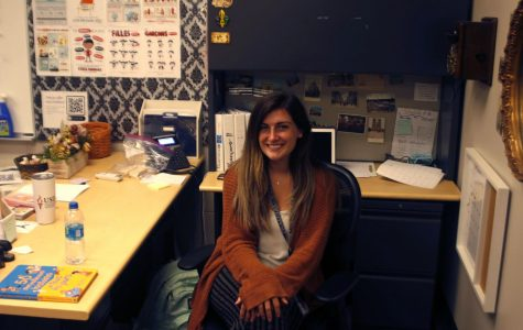 New French teacher works at Mill Valley and Monticello Trails Middle School