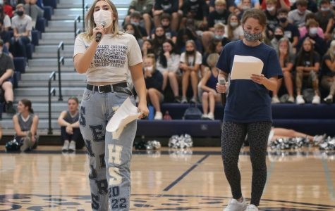 StuCo holds first pep assembly in nearly two years