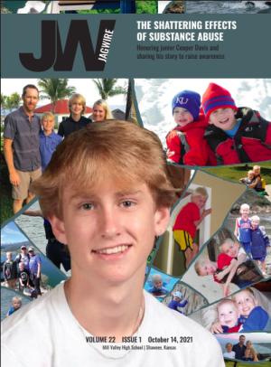 JagWire Newspaper: Volume 22, Issue 1